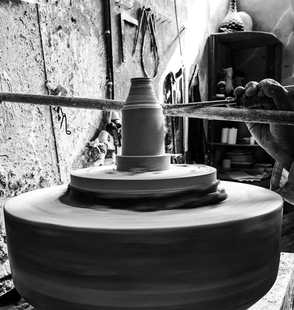 ceramic modelling
