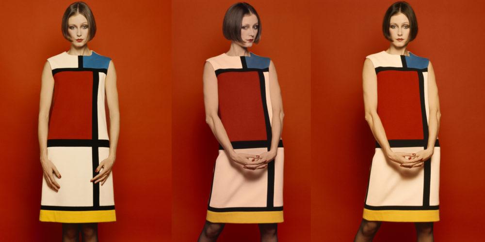 Mondrian Dress, Yves Saint Laurent